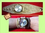 pulseiras de couro para relogios femininas 4