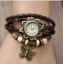 pulseiras de couro para relogios femininas 5