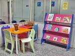sala de espera para pediatra 2