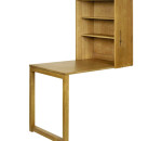mesa de madeira para parede 4