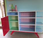 moveis coloridos reciclados 1