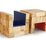 moveis coloridos reciclados 5