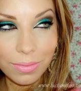 maquiagem colorida para reveillon 3