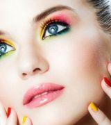 maquiagem colorida para reveillon 5