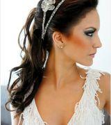 penteado de noiva com tiara 3