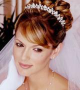 penteado de noiva com tiara 5