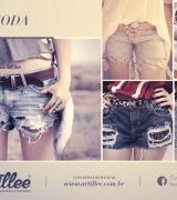 shorts desfiado da tendencia 5
