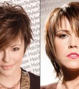 corte de cabelo curto feminino