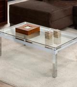 mesa de centro com vidro 1