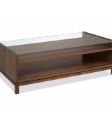 mesa de centro com vidro 2
