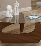 mesa de centro com vidro 4