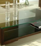 mesa de centro com vidro 8