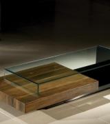 mesa de centro com vidro 9