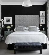 quarto com decoracao preta 2