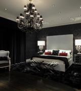 quarto com decoracao preta 6