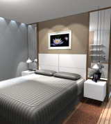 quarto de casal planejado 5