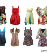 vestido curto de verao simples 2