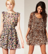 vestido curto de verao simples 3