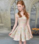 vestido rodado 5