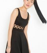 vestido vazado 9