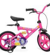bicicleta infantil para menina com rodinhas 7