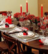 decoracao mesa motivos natalinos 1