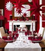 decoracao mesa motivos natalinos 2