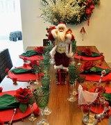 decoracao mesa motivos natalinos 5