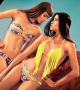 moda praia com franja 2