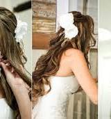 penteado meio preso para noivas 7