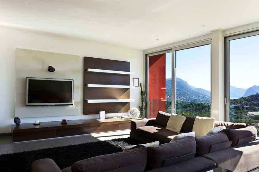 tv na parede 2