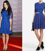 vestido azul royal de renda 5