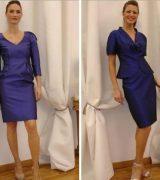 vestido social para senhoras 5