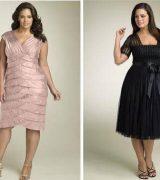 vestido social para senhoras 7