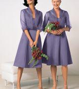 vestido social para senhoras 8