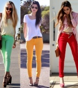 calca jeans colorida 4