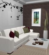como decorar apartamento pequeno 1