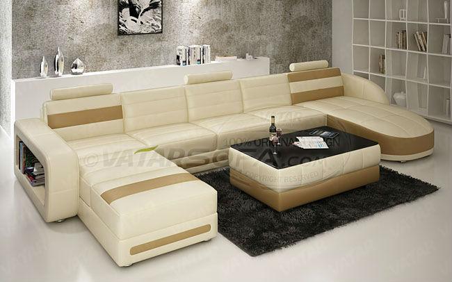 jogo de sofá de couro 6