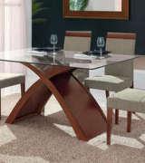 mesa de jantar com 6 cadeiras 1