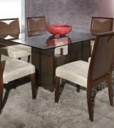 mesa de jantar com 6 cadeiras 3