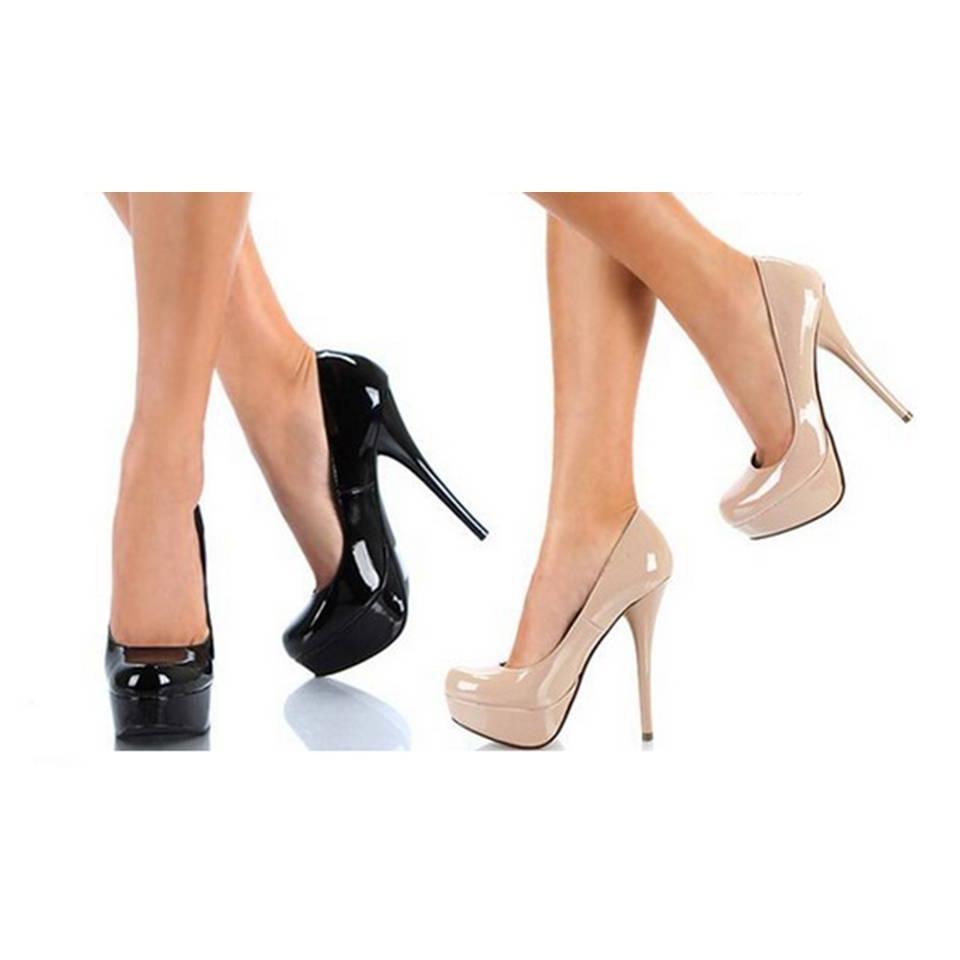 187997d92 Sapato de salto - sempre na moda confira modelos lindos - Moda e ...