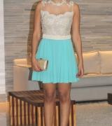 vestido de festa curto 1