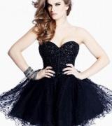 vestido de festa curto 3