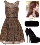 vestido de festa curto 4
