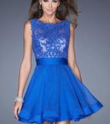 vestido de festa curto 9