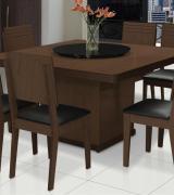 mesa de jantar com 6 cadeiras 6