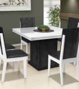mesa de jantar com 6 cadeiras 8