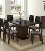 mesa de jantar com 6 cadeiras 9