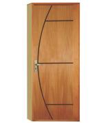 porta de madeira para quarto com detalhe 2