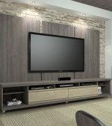 painel com tv 9
